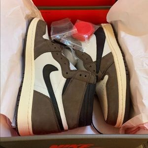 Other - Nike air Jordan 1 Retro High Travis Scott